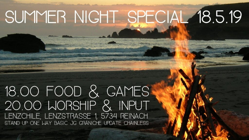 20190518 summer night special