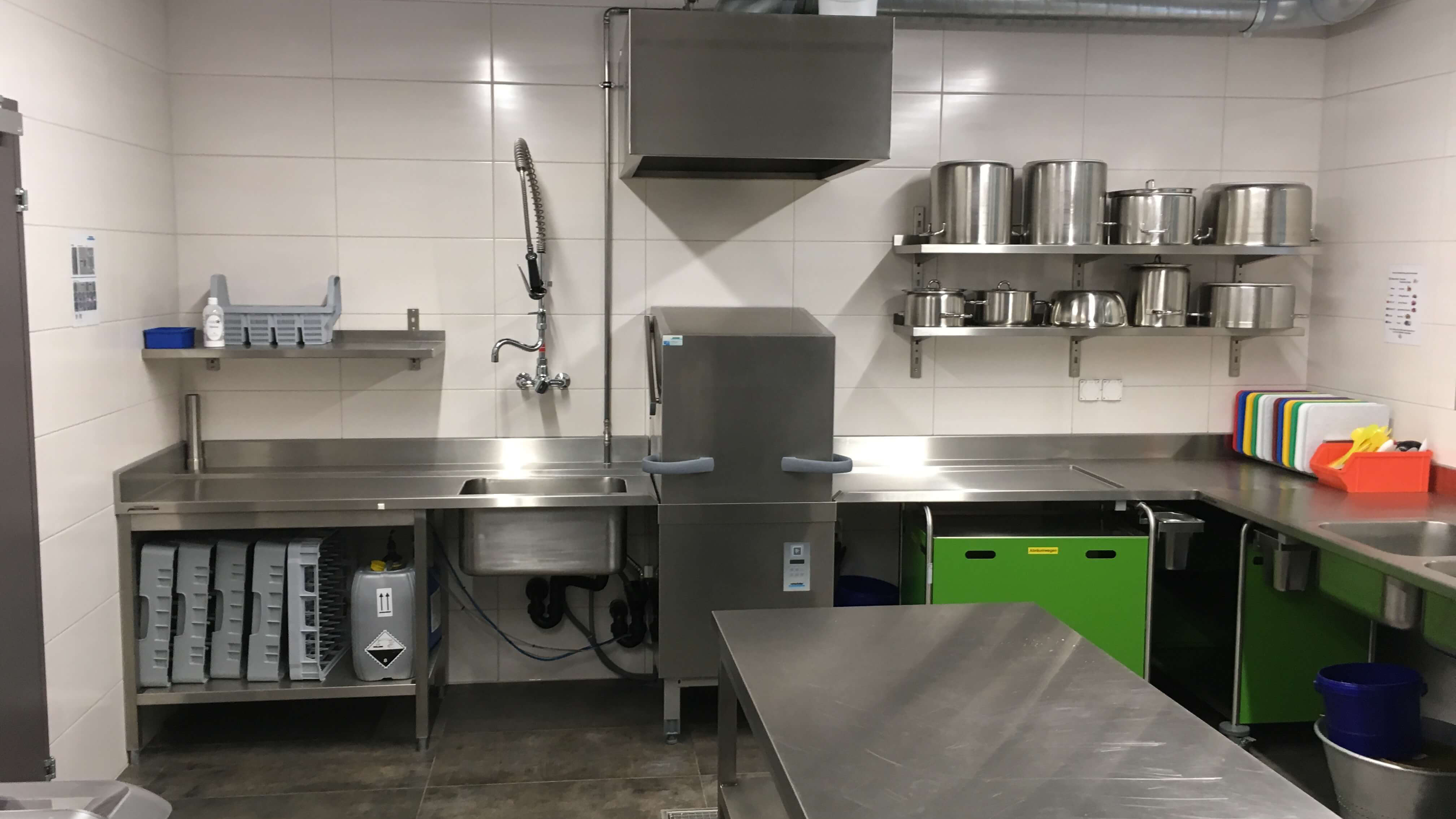 Raumvermietung Küche