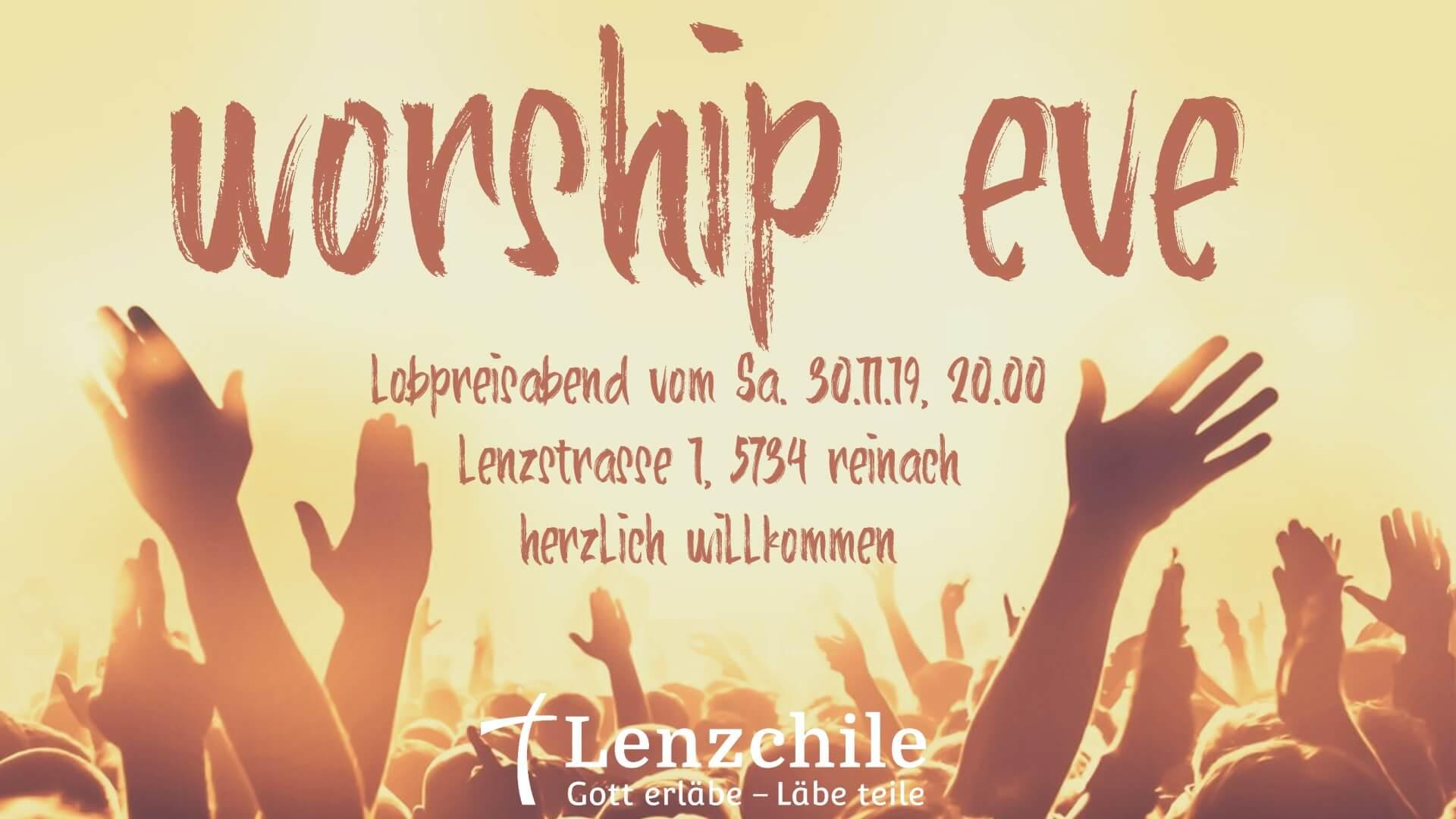 19-11-30 worship eve